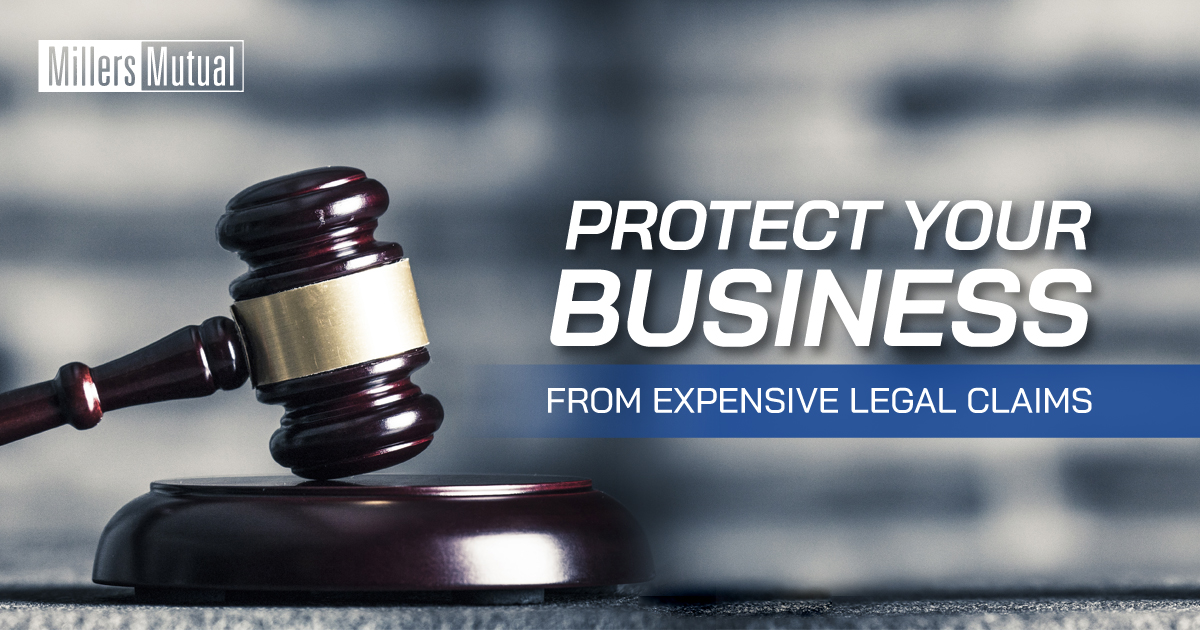 Protect Your Business From Expensive Legal Claims